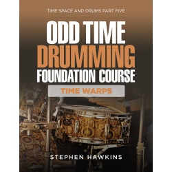 ODD TIME DRUMMING FOUNDATION: Time Warps